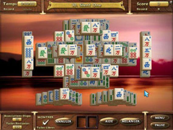 Mahjong Escape : Ancient Japan
