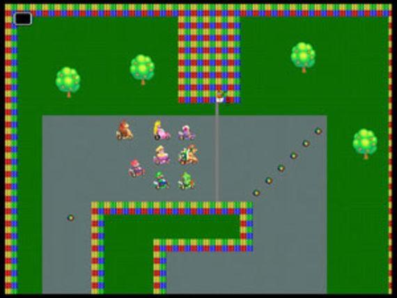 Mario Kart PC 360