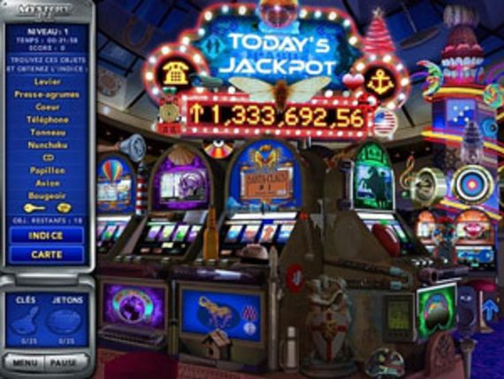 Mystery P.I. : The Vegas Heist