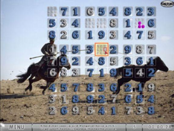 NatGeo Traveler's Sudoku: China