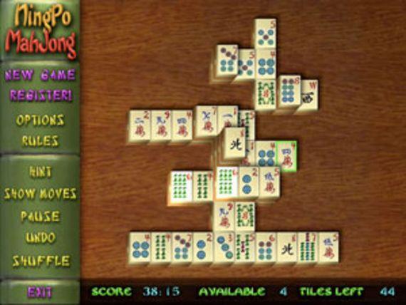 NingPo Mahjong
