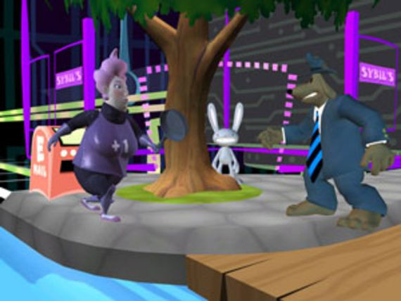 Sam & Max Saison 1 Episode 5 : Reality 2.0