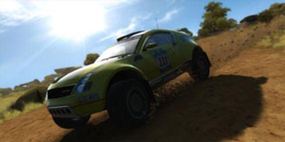 SEGA Rally (démo 1)