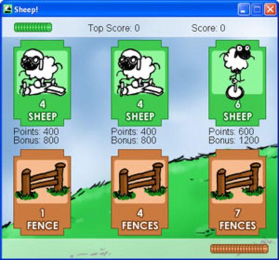 SHEEP !
