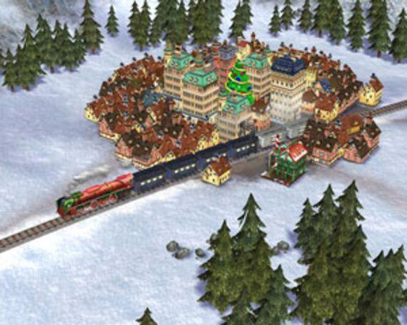 Sid Meier's Railroads! (patch)