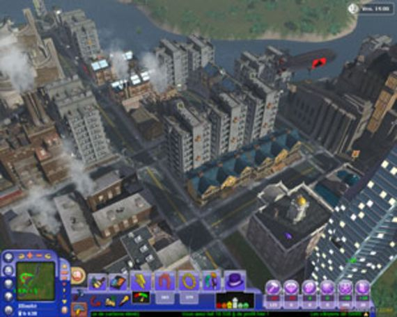 Sim City Sociétés (patch)