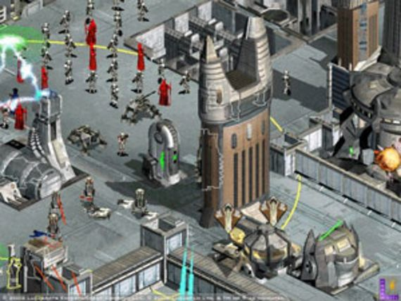 Star Wars Galactic Battlegrounds : Clone Campaigns (mod)