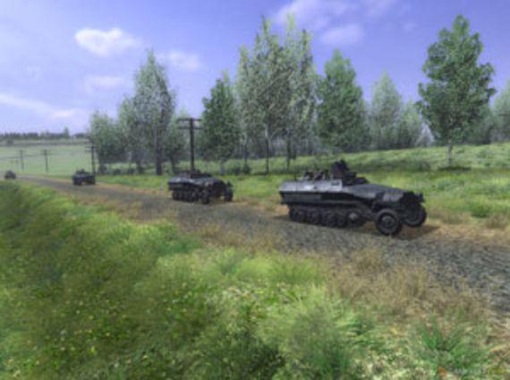 Steel Fury - Karkhov 1942
