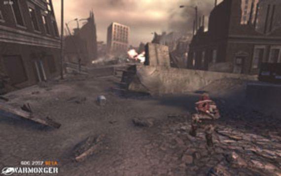 Warmonger - Operation : Downtown Destruction