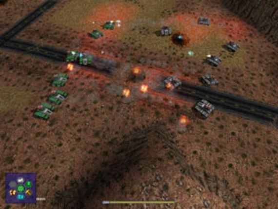 Warzone 2100 (Resurrection Project) - Mac OS X