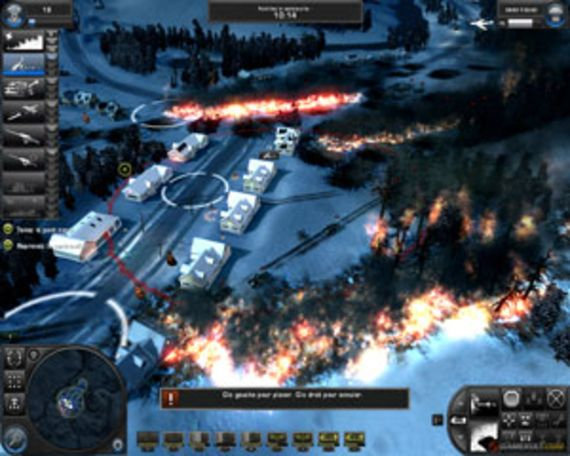 World in Conflict (patch)
