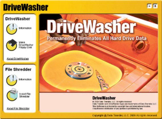 Drive Washer
