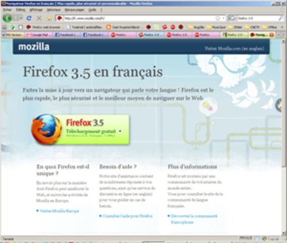 Firefox (Windows - Version 3.6.x)