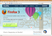Firefox (Linux - Version 3.5.x)
