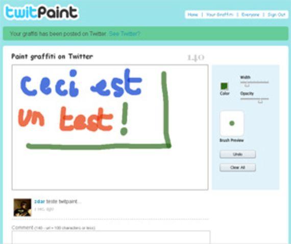 TwitPaint
