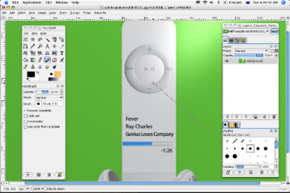 GIMP (Mac OS X)