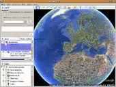 Google Earth (Linux)