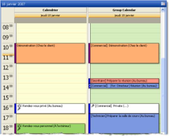GroupCalendar for Outlook
