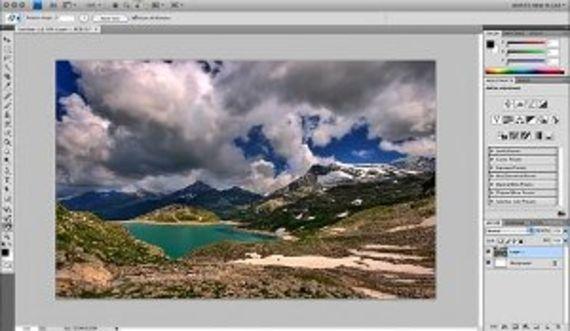 Adobe Photoshop CS6 bêta Mac
