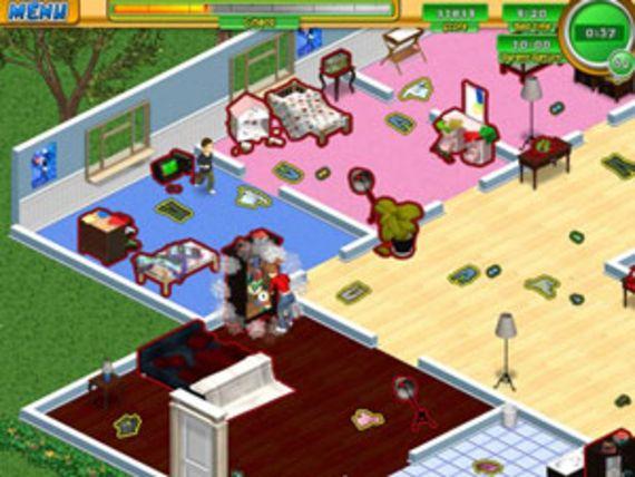 Double Play: Nanny Mania 2 and Babysitting Mania