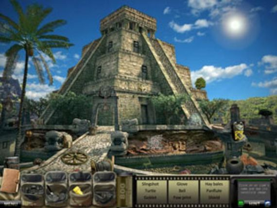 Nat Geo Adventure: Lost City of Z