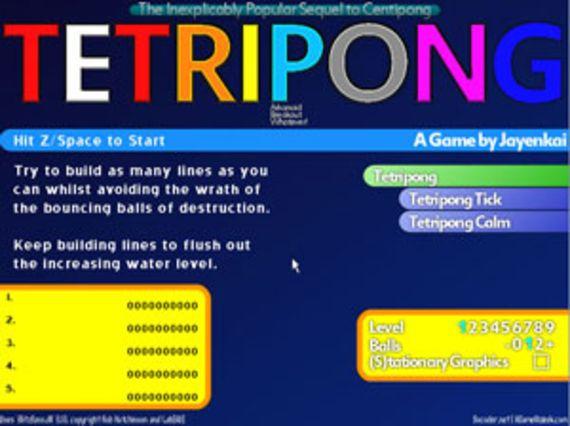 Tetripong