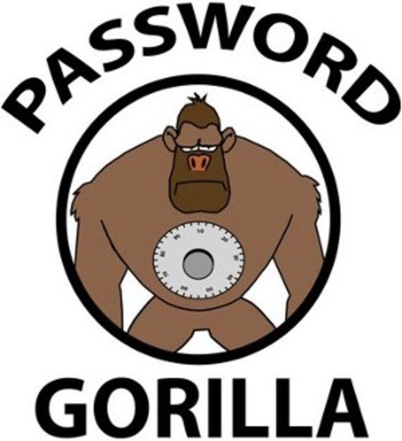 Password Gorilla (Mac OS X)