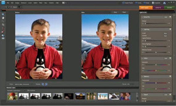 Adobe Photoshop Elements (Mac OS X - Version 8)