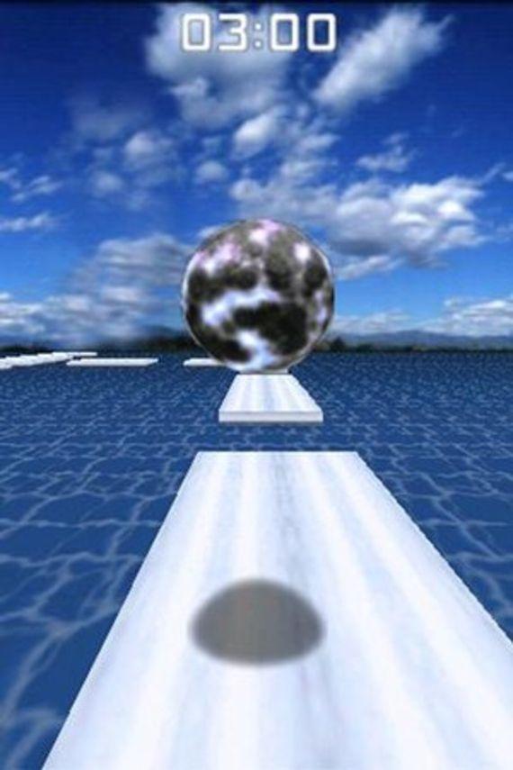 Jumpy Ball 3D