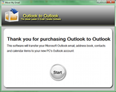 Outlook to Outlook