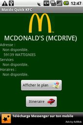 MacDo-Quick-KFC