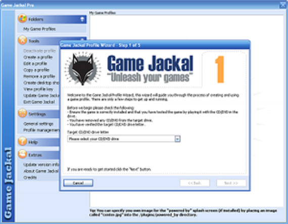 Game Jackal Pro