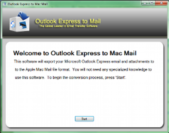 Outlook Express to MacMail
