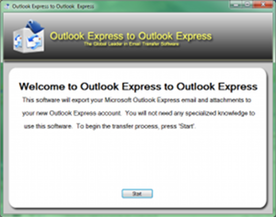 Outlook Express to Outlook Express