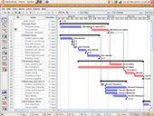 OpenProj (Mac OS X)