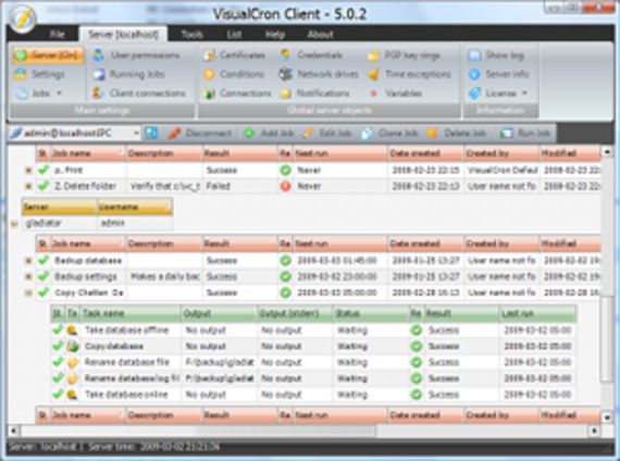 VisualCron
