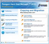 Paragon Hard Disk Manager (2010 Pro)