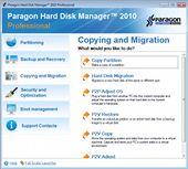 Paragon Hard Disk Manager (2010 Home)