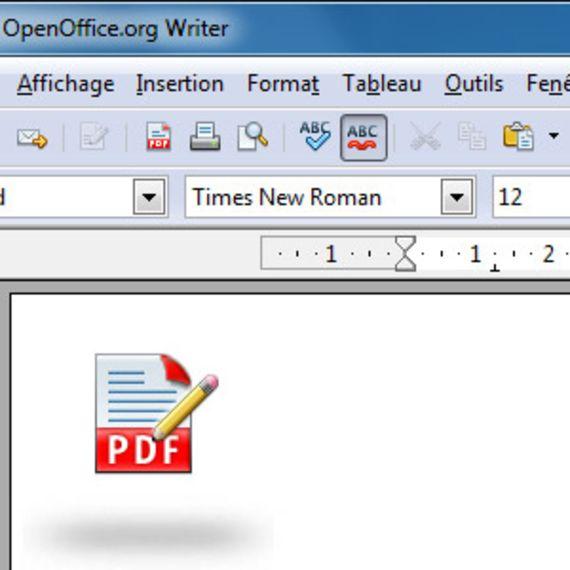 Sun PDF Import Extension