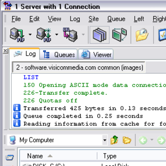 AceFTP 3 Freeware