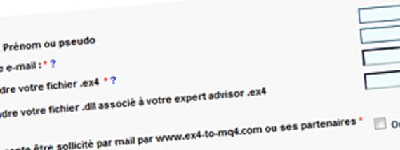 ex4 to mq4 décompilation en ligne