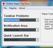 Taskbar Repair Tool Plus!