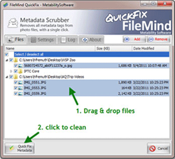 FileMind QuickFix