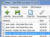 Free M4A Converter