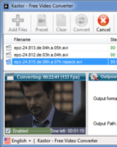 Free Video Converter (Version 1.0)