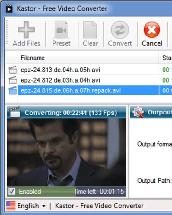Free Video Converter (Version 1.0)