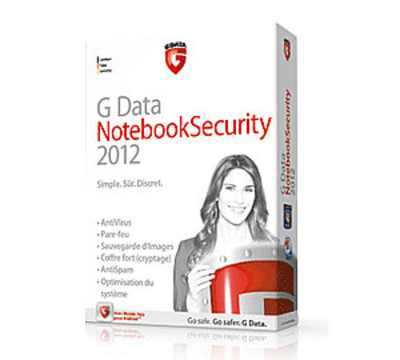 G Data Notebook Security