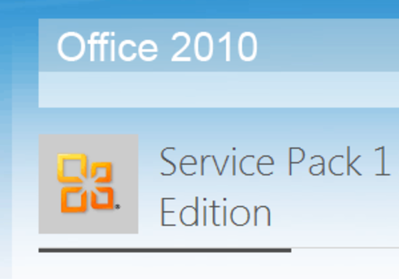 Microsoft Office 2010 Service Pack 1 (SP1)