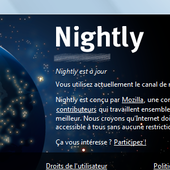Firefox Nightly (Linux - Version 10)