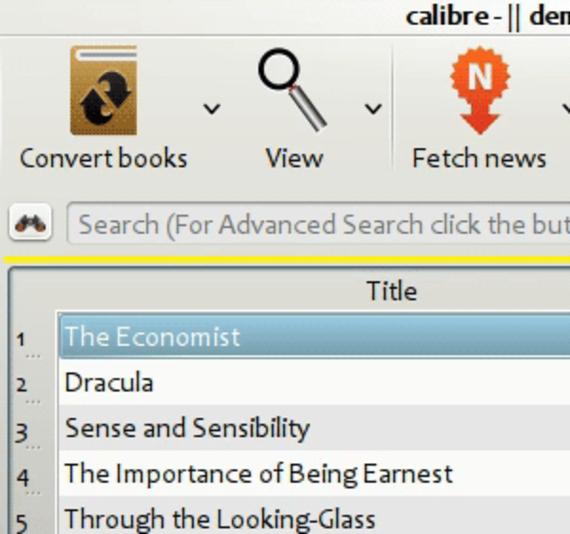 Calibre (Mac OS X)